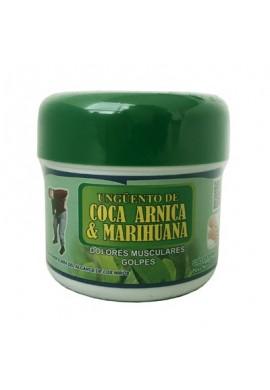 Ungüento de Coca Arnica & Marihuana