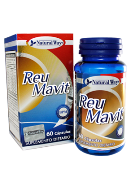 REUMAVIT POTENTE ANALGÉSICO NATURAL