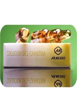 L-Carnitina X10 Ampolletas para Mesoterapia