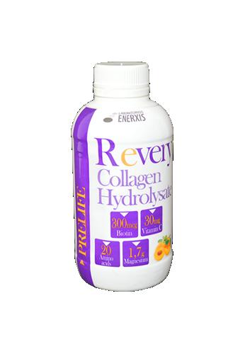 Revery Colágeno Hidrolizado líquido con biotina, magnesio, vitamina C y aminoácidos 450ml