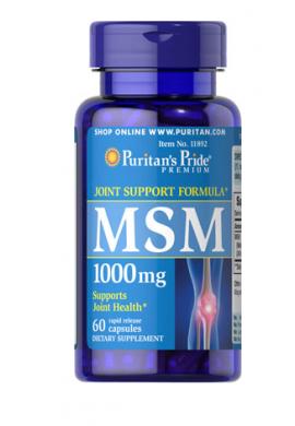 Puritan's Pride MSM 1000 mg
