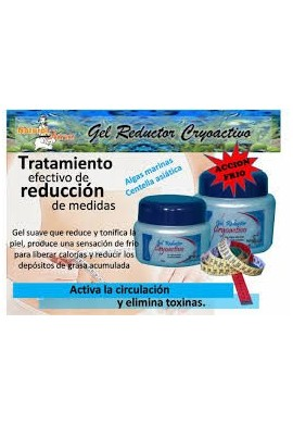 Gel Reductor Cryoactivo 500gr