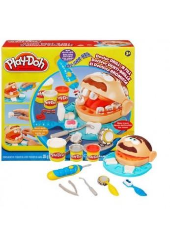 El Dentista Bromista Plastilina Play Doh Original Hasbro