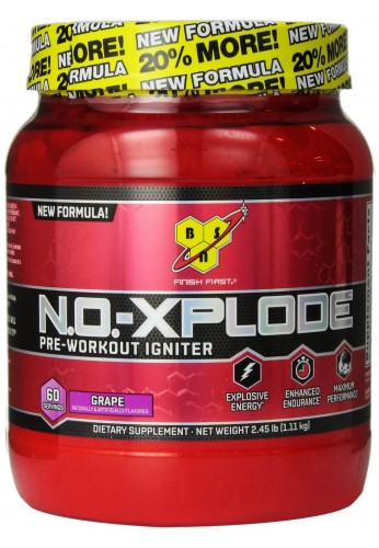 NO XPLODE PRE WORKOUT IGNITER BSN