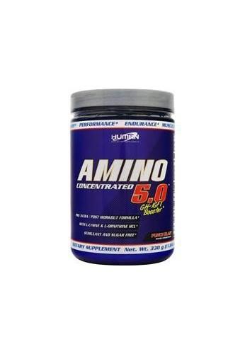 Amino BCAA 5.0 Concetrated Sabor: Punch Blast