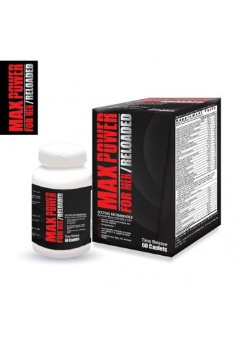 Max Power For men Reloaded multivitaminico con amino acidos