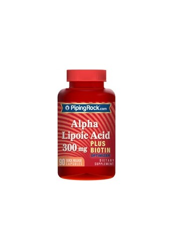 Alpha Lipoic Acid acido lipoico x90 Caps 300 Mg