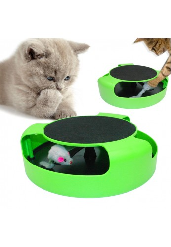 Juguete para Gatos Catch the Mouse