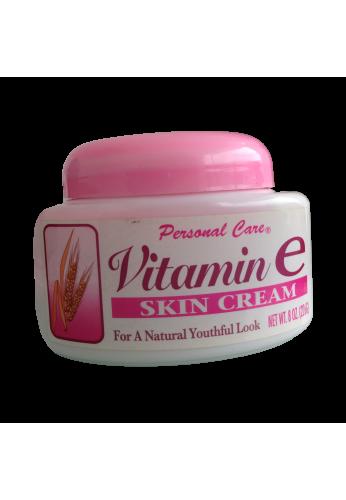 Vitamina E Crema para el rostro 8 Onzas 226 Gr