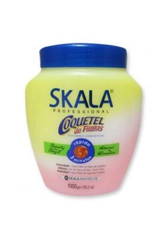 Cóctel De Frutas Skala 1000g Tratamiento capilar