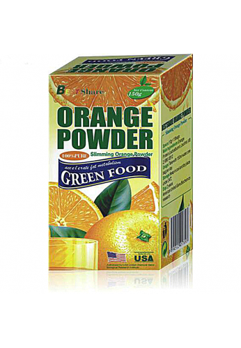 Adelgazante De Naranja en Polvo Orange Powder - Polvo soluble x15 sobres 10g