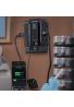 CyberPower 6-ac tomas de salida y 2 puertos de carga USB