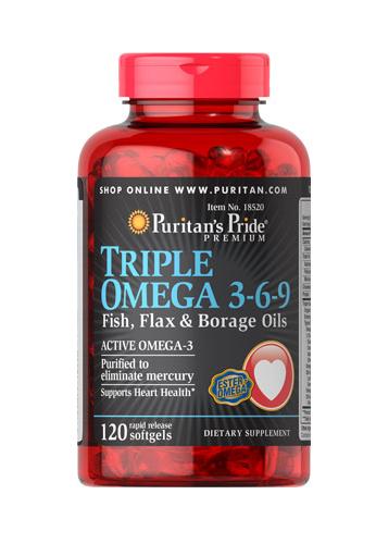 Omega 3-6-9 con aceite de onagra