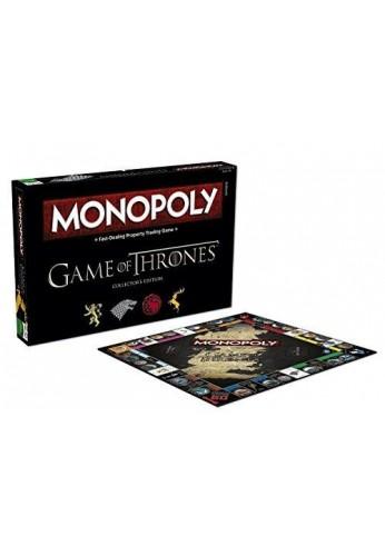 Monopolio Monopoly Game Of Thrones