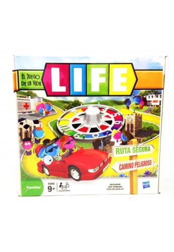 Life- El Juego De La Vida Hasbro Juegos Familiares 17152