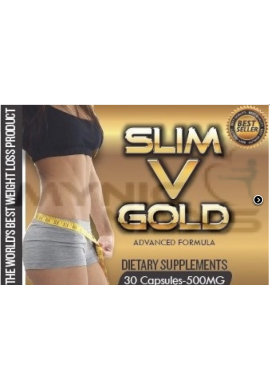 SLIM V GOLD ADVANCED FORMULA