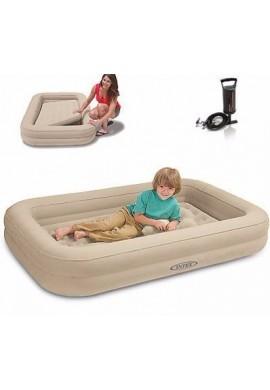 Colchón Inflable De Viaje Para Niños Intex 66810np