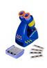 Educational Insights Microscopio Safari Jr, Empaque estándar