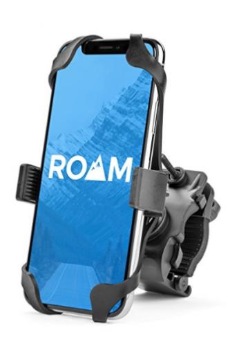 Roam Soporte de celular universal Premium para motocicleta