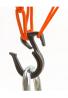 """PowerTye 15 """"X15"""" Pulpo con 6 ganchos ajustables y malla ajustada de 2 """"x2"""""""