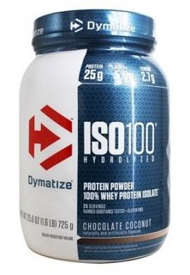 Iso 100 - 1.6lb- Dymatize Suero De Leche, Es Lo Máximo En Proteínas