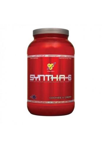 BSN Syntha-6 3 lbs Proteina Sube Masa Muscular