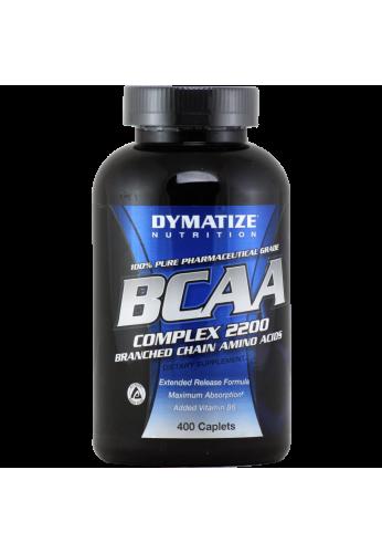 Bcaa Complex 2200 400 Capsulas Dymatizes