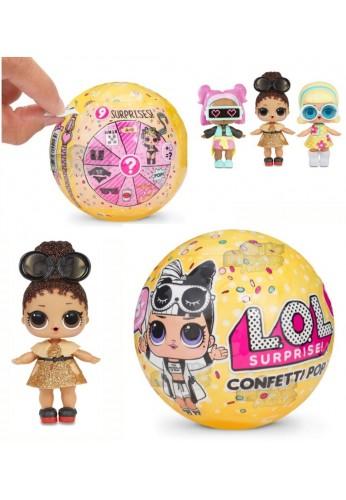 L o L Surprise, Confetti Pop, Importada De Norteamérica!!