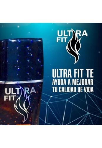 Ultra Fit Potenete Termogenico Para Quemar Grasa Localizada