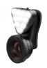 Kit de lentes para cámara de teléfono celular 2 en 1 Holigoo