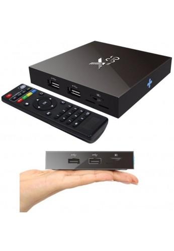 Tv Box X96 2gb + 16gb Smart Tv 4k Android 7 Bluetooth