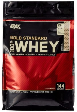 Proteina Whey Gold Standard - 10lb - Optimum Nutrition