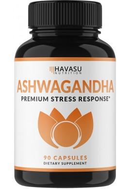 Ashwagandha 1000mg -Mayor Concentracion, Soporte de estrés natural y saludable y potenciador del estado de ánimo