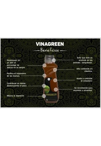 Vinagreen Pierde Peso Desintoxica Es Saludable