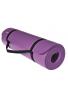 Estera de ejercicio extra gruesa de 1/2 pulgada