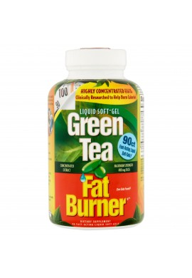 Green Tea Fat Burner Soft-gel