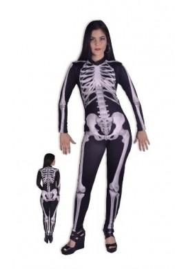 Disfraz Mujer Sexy mujer Esqueleto