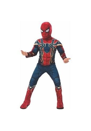Disfraz Niños Spiderman Hombre Araña