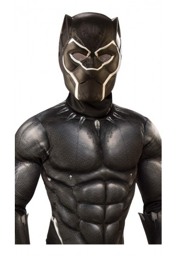 Pantera Negra Disfraz Niños