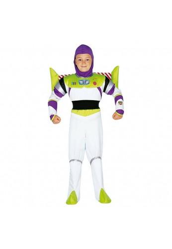 Buzz Light Disfraz Niños Halloween
