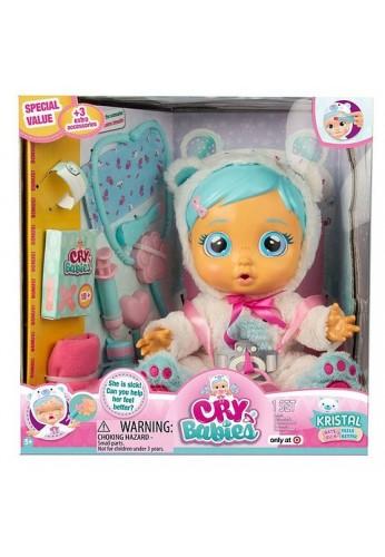 Cry Babies Kristal Muñeca Interactiva Bebes Llorones