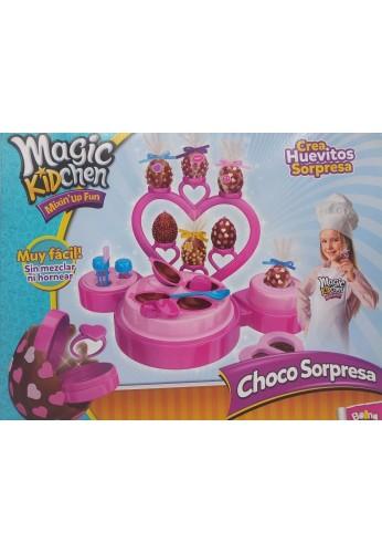 Magic Kidchen Choco Sorpresa Boing Toys
