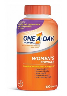 Multivitaminas One A Day Bayer Mujer 300 Tabletas