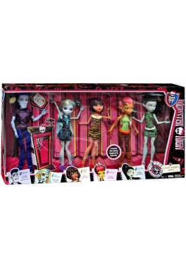 Monster High Student Council De Mattel