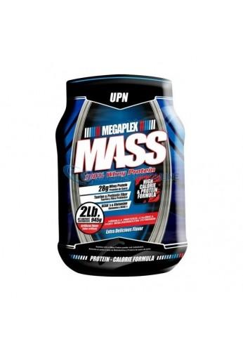 Megaplex Mass 4lbs Upn Ganador Peso Masa Muscular